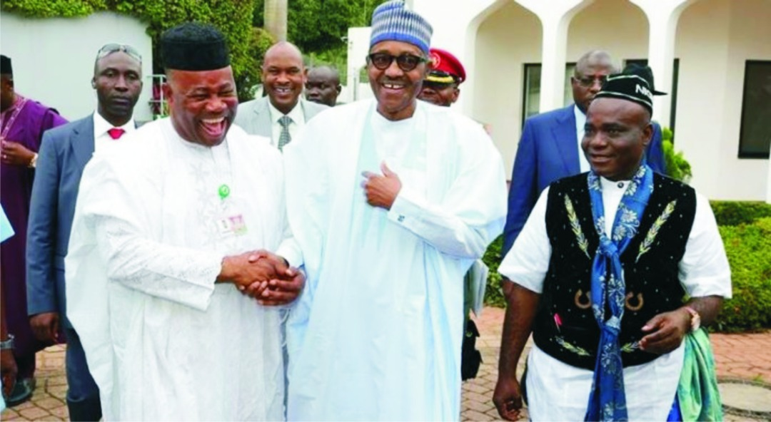 NDDC Audit And The Gathering Storm: Will Akpabio Scale The Hurdles ...