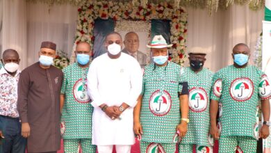 Akwa Ibom National Assembly Caucus Condoles With State PDP
