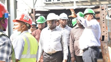Ibom Power Plant maintenance