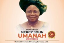 Enoidem, Mfon Idung, Moffat, Others, Mourn Mercy Umanah's Death
